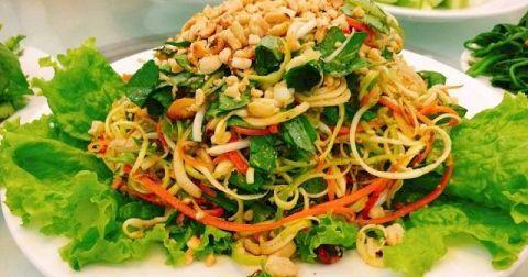 Mách bạn những món ăn chay ngày tết ngon miệng, dễ làm
