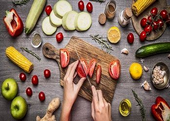 Cẩm nang để giúp nấu món ăn chay trở nên hấp dẫn hơn