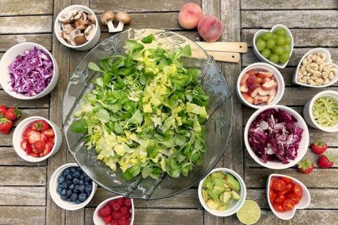 Chế độ ăn chay liệu có phù hợp với những người tập thể hình?